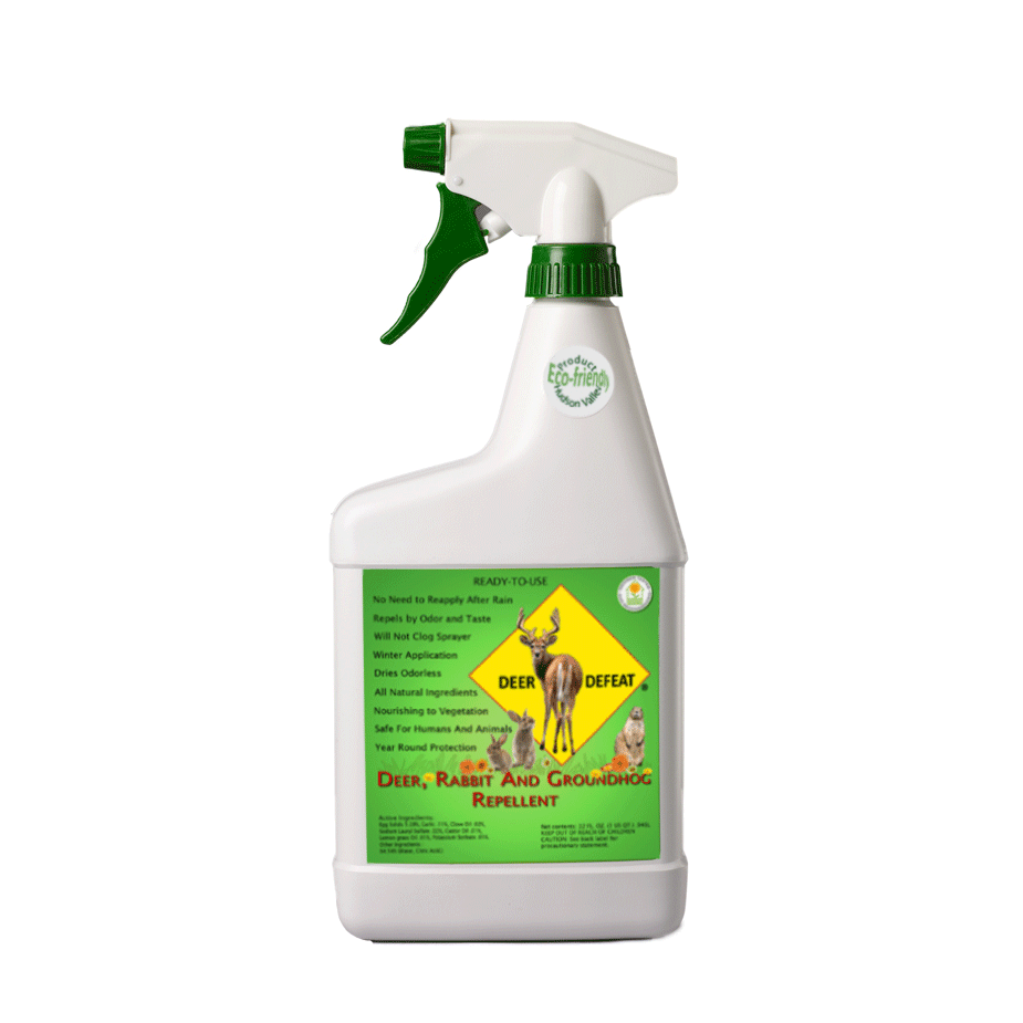 Deer Defeat 32oz Ready to Use Spray